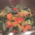 Tra i miei piatti preferiti c'è il riso basmati al vapore servito con un brodino di erbette o coste. Non mi ero, però, mai azzardata a preparare con le mie […]