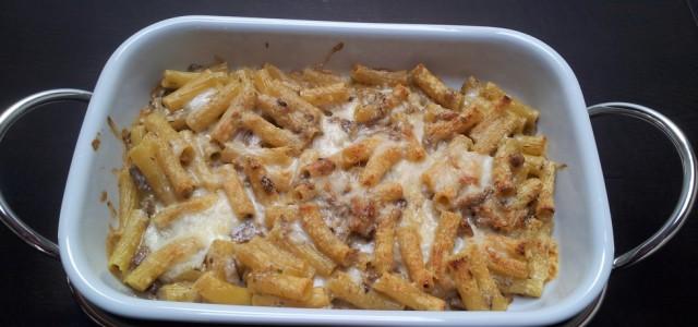 Oggi vi propongo una pasta al forno vegetariana con i funghi. L'avevo preparata in grandi quantità per poter poi usare gli avanzi a pranzo in settimana. Il piatto ci è […]
