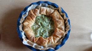 Torta-salata-salmone-zucchine