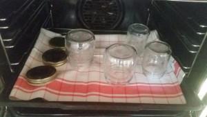 come sterilizzare i barattoli di vetro