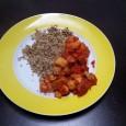 Buongiorno a tutti! La ricetta di oggi è la prima ricetta vegana di questo blog. Non sono vegana, ma ultimamente mi sto interessando a piatti vegetariani e vegani per ridurre […]