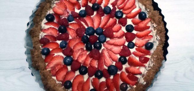 Buongiorno a tutti! Giovedì era il mio compleanno e in questi giorni ho preparato qualche dolce (alla faccia della dieta!). Per l'ufficio c'è stata l'immancabile cheesecake che per me è […]