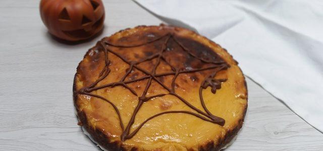 Buongiorno a tutti! Dopo una lunga pausa torno con un nuovo dolce perfetto per Halloween e per il periodo autunnale. Si tratta di una cheesecake alla zucca con una decorazione […]