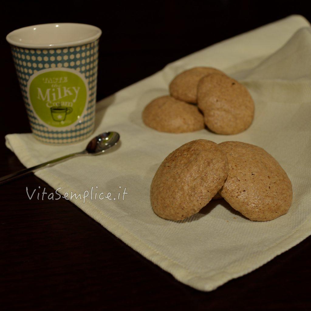 biscotti campagnoli senza glutine con grano saraceno